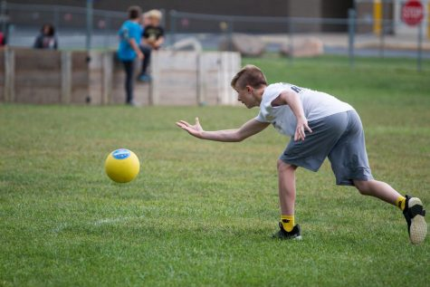 Athletic Boosters Host Kickball Tournament